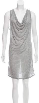 Alexander Wang Cowl Neck Tank Dress