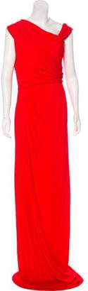 Vionnet Draped Column Gown w/ Tags