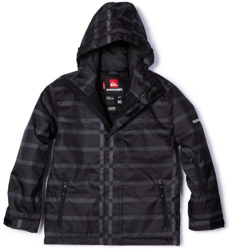 Quiksilver Quik SNOW Boys 8-20 Last Ride Youth Jacket