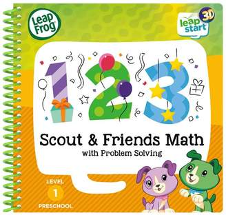LeapFrog LeapStart Mr Pencil/'s Read and Write Book Level 2 Activity Book