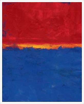 Leonardo Eurographics Fugue By I Art Print Poster by Carmine Thorner