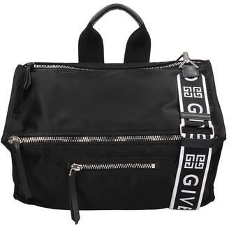 Givenchy Black Pandora Bag From Featuring A Rectangular Body