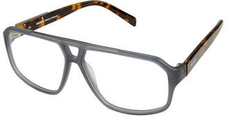 Balmain Two-Tone Plastic Optical Frames