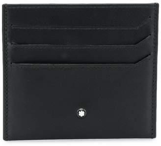 Montblanc logo cardholder