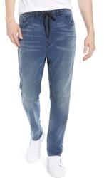 True Religion Brand Jeans Marco Runner Relaxed Jogger Jeans