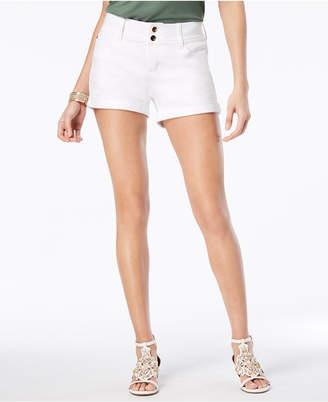 Thalia Sodi Cuffed Denim Shorts, Created for Macy's