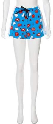 Au Jour Le Jour High-Rise Mini Shorts w/ Tags
