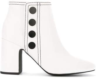 Senso Jace snap button boots