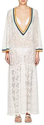 Missoni Mare Women's Crochet Maxi Caftan
