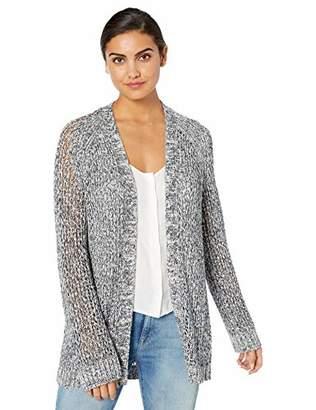 Splendid Women's Long Sleeve Open Wrap Cardigan Sweater