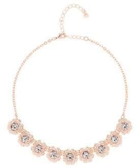 Ted Baker Crystal Siero Bib Necklace