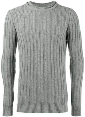 Lot 78 Lot78 ribbed knitted crew neck sweater