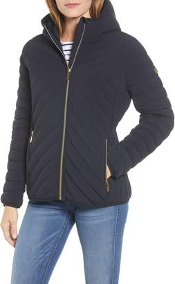 MICHAEL Michael Kors Missy Stretch Packable Down Coat