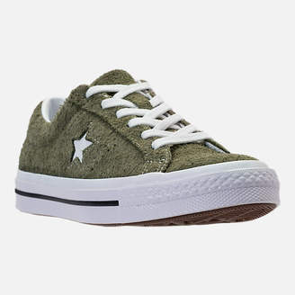 Converse Boys' Big Kids' One Star Casual Shoes