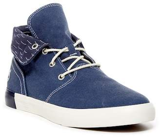 Timberland Union Wharf Canvas Rolltop Sneaker