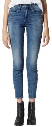 Blank NYC BLANKNYC The Bond Studded Skinny Jeans