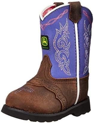 John Deere JD1158 Pull-On Boot (Toddler)