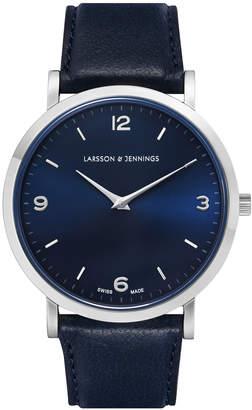 Larsson & Jennings LGN38-L-H-Q-P-SN-S Lugano 38 Watch