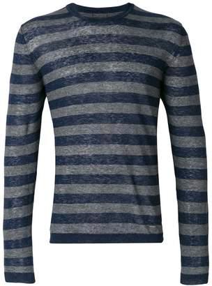 Woolrich longsleeved striped T-shirt