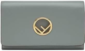 Fendi gold-tone logo mini bag