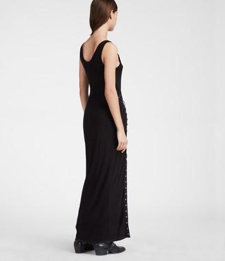 AllSaints Miller Long Dress