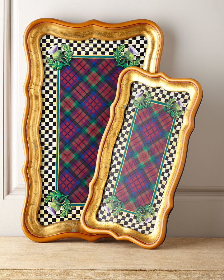 Mackenzie Childs MacKenzie-Childs Highland Tray