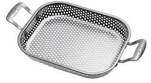 Emerilware BBQ Stainless Steel Rectangular Roaster