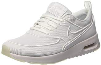 buy online 9733a 5d9ce ... Nike Women s WMNS Air Max Thea Ultra Si Gymnastics Shoes, White Wolf  Grey 102