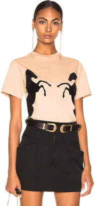 Chloé Horse Graphic Tee