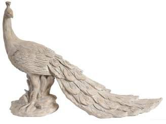 A&B Home Peacock Sculpture Decor
