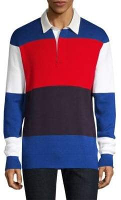 Tommy Hilfiger Edition Regular-Fit Stripe Rugby Shirt