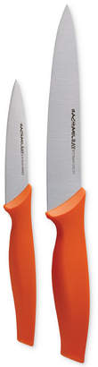 Rachael Ray Cutlery 2-Pc. Japanese Stainless Steel Knife Set & Sheaths