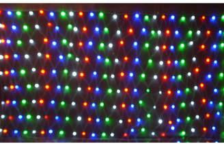 Queens of Christmas 240 Light Net Light Bulb