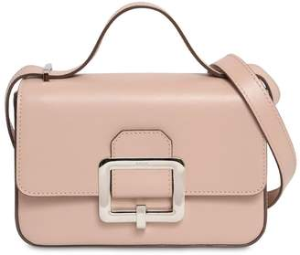 Bally Janelle Leather Shoulder Bag