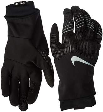 Nike Storm-Fit Hybrid Run Gloves Athletic Sports Equipment
