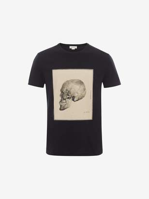 Alexander McQueen Skull Study T-Shirt