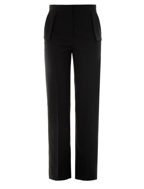 Balenciaga Straight-leg tailored trousers