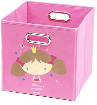 Nuby Princess Folding Storage Bin