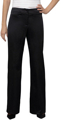 JS Collections Stretch Satin Pants