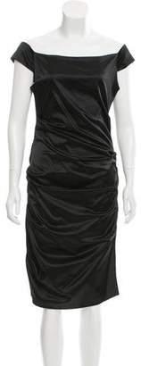 Nicole Miller Sleeveless sheath Dress