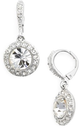 Women's Givenchy Crystal Drop Earrings $42 thestylecure.com