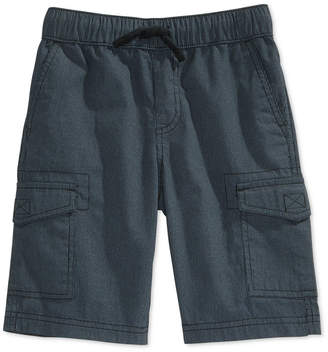 Epic Threads Cotton Cargo Shorts, Little Boys, Created for Macy's