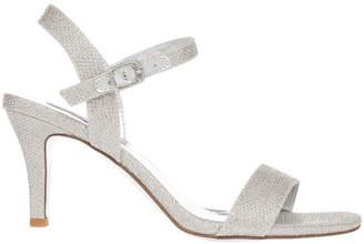 Skye Silver Sandal