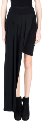 Rick Owens Long skirts - Item 35345108