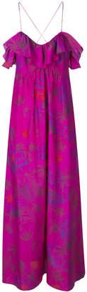 Zadig & Voltaire Ribbon Jungle dress