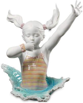 Lladro There I Go! Figurine