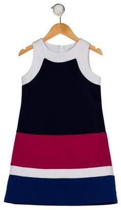 Florence Eiseman Girls' Sleeveless Shift Dress