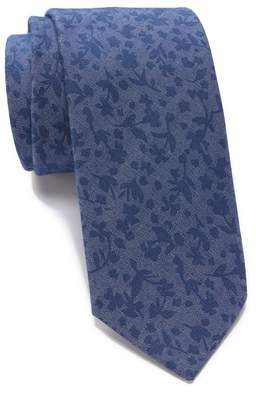 Tommy Hilfiger Tossed Floral Tie