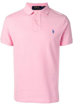 6d1cc48f Polo Ralph Lauren slim-fit polo shirt
