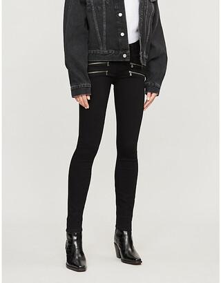 Selfridges Paige Denim Edgemont skinny mid-rise jeans